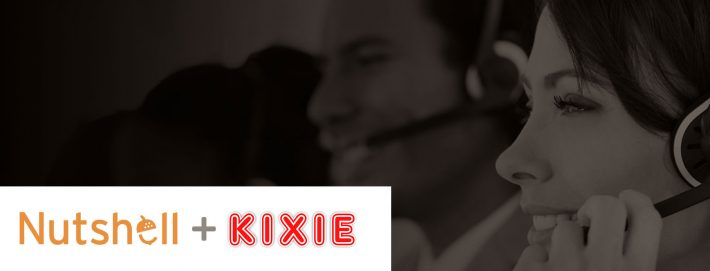 click to call kixie nutshell integration
