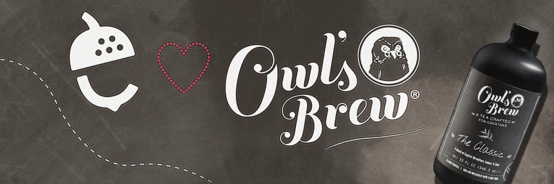 owl's brew tea cocktails nutshell crm