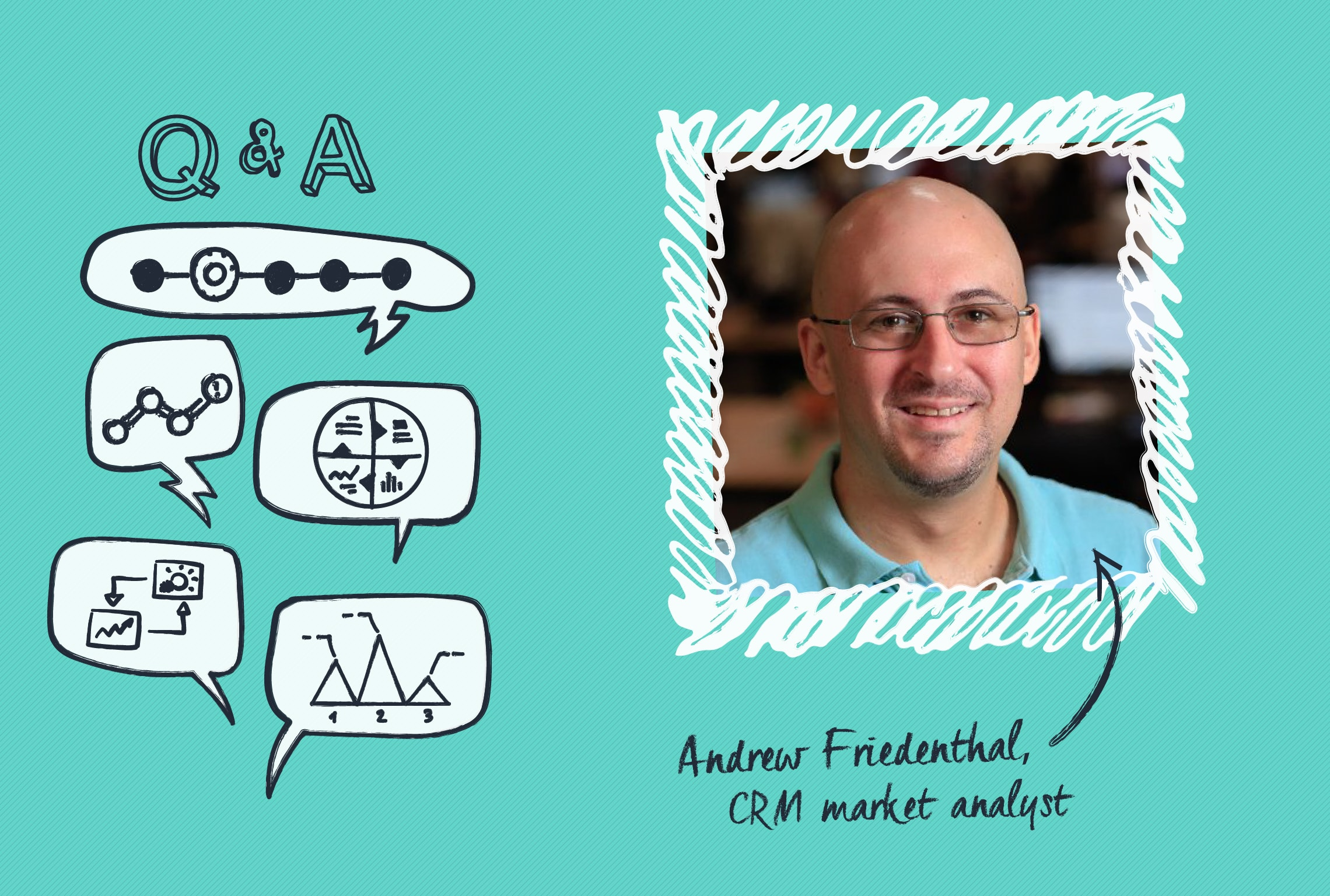 crm for small business most important crm features Andrew Friedenthal