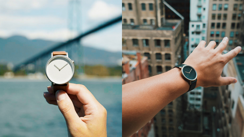 nutshell last-minute holiday gift guide novo watches pure