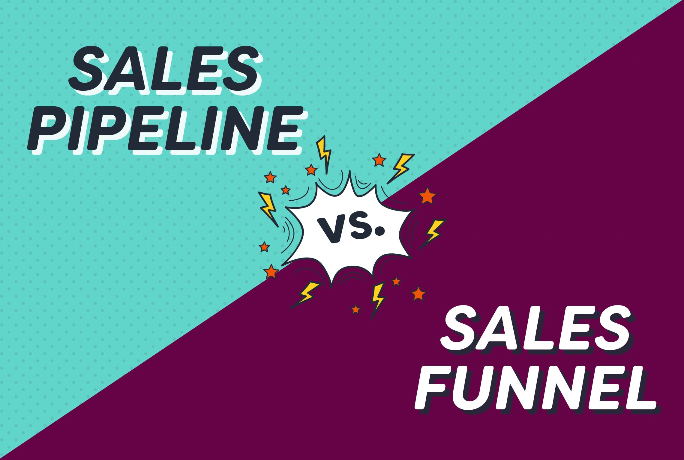 sales pipeline vs. funnel what's the difference between a pipeline and a funnel