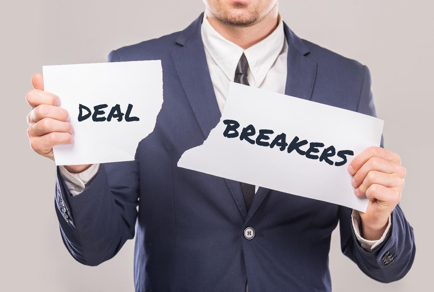 dealbreakers threats to sales team effectiveness