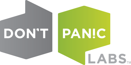 dont panic labs logo