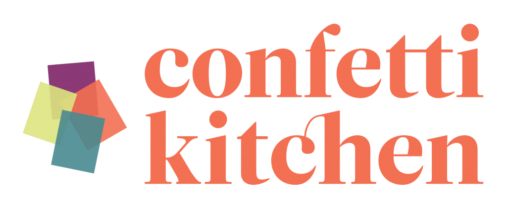 confetti kitchen logo