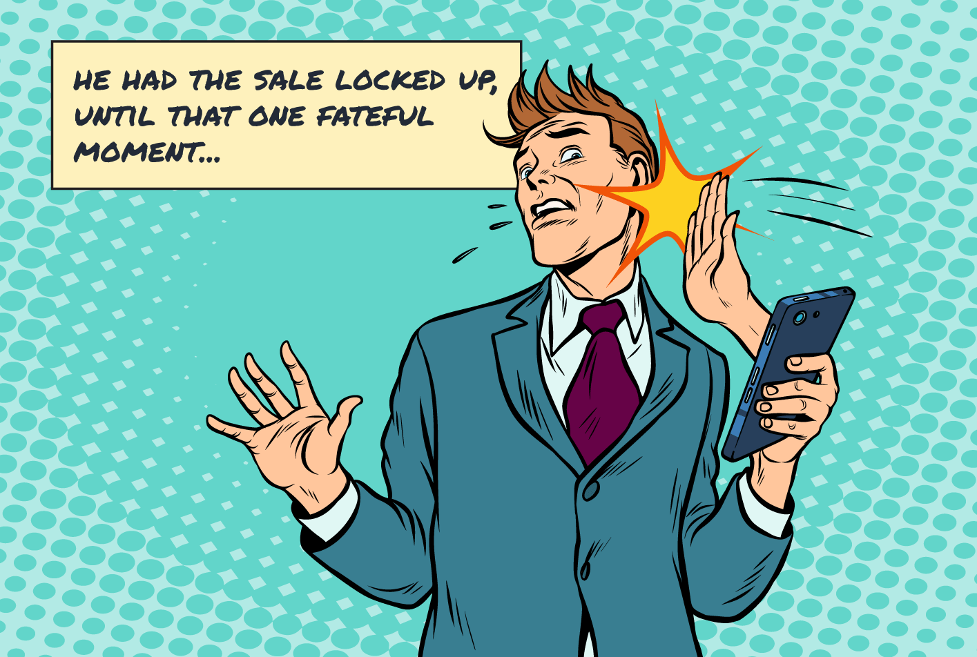 avoid the backfire effect when handling objections in sales