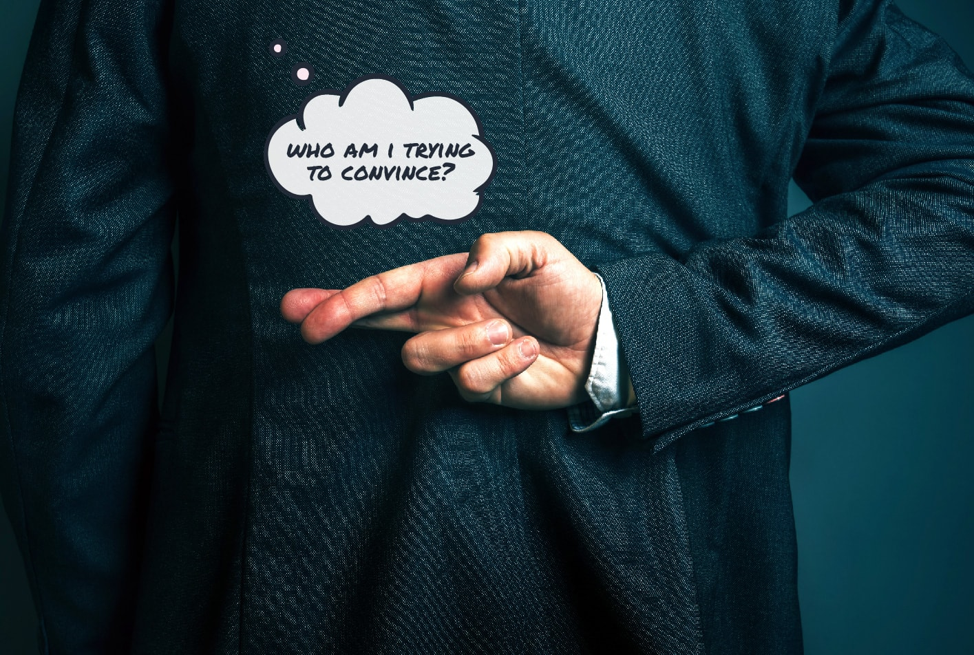 what to do when you don't believe in what you're selling by margo aaron