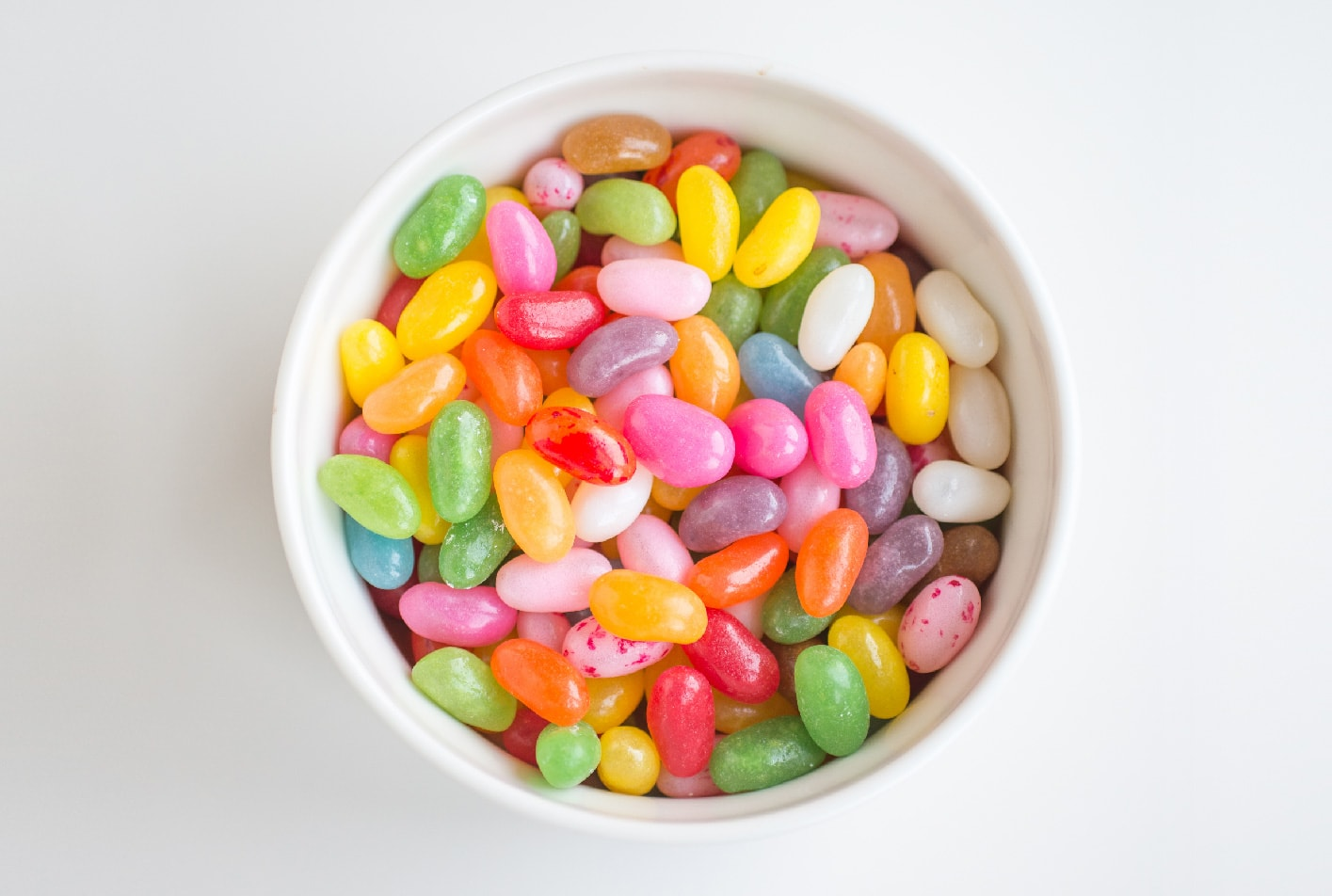 sales team diversity bowl of jellybeans