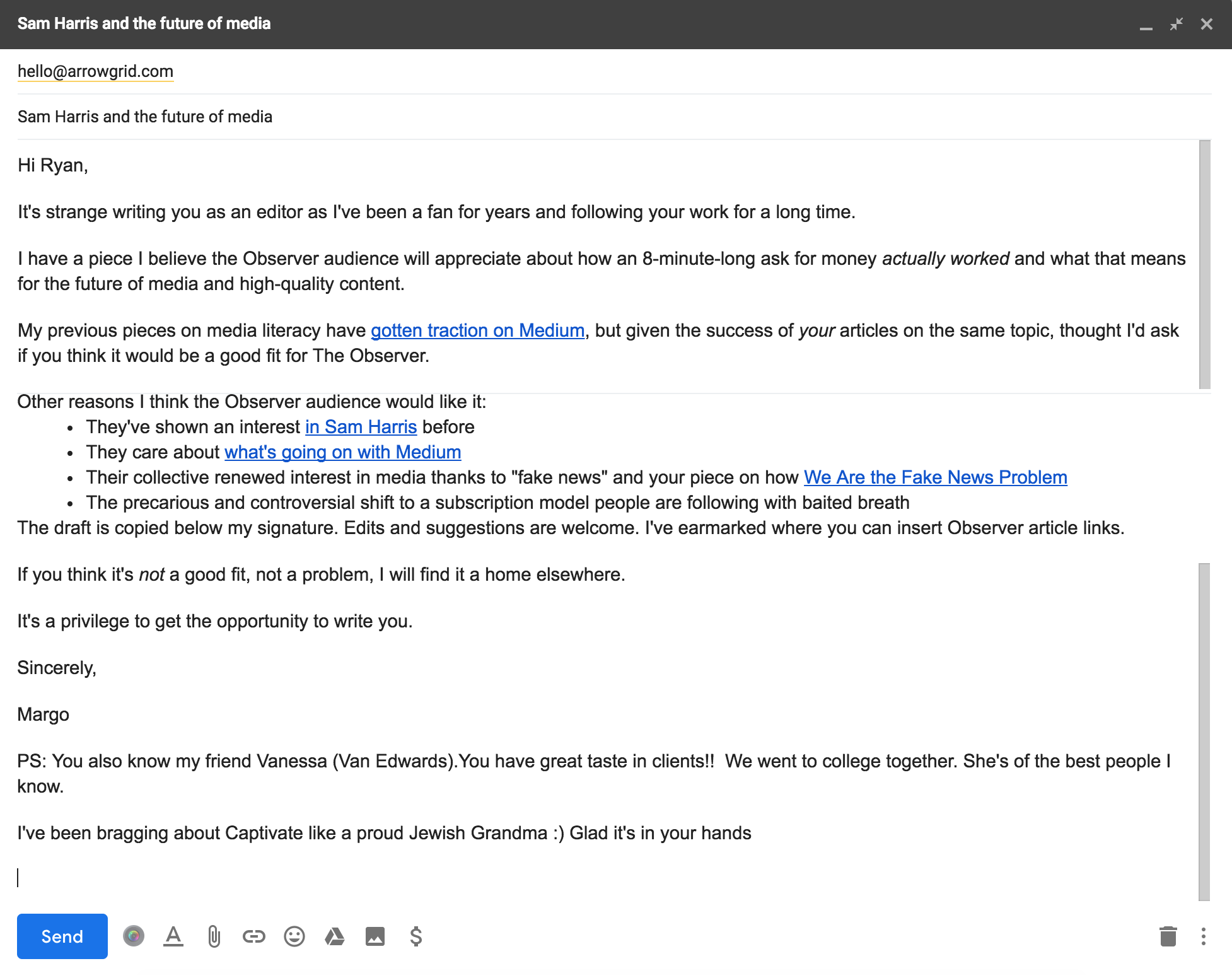 16 B2b Cold Email Templates That Sales Experts Swear By Nutshell