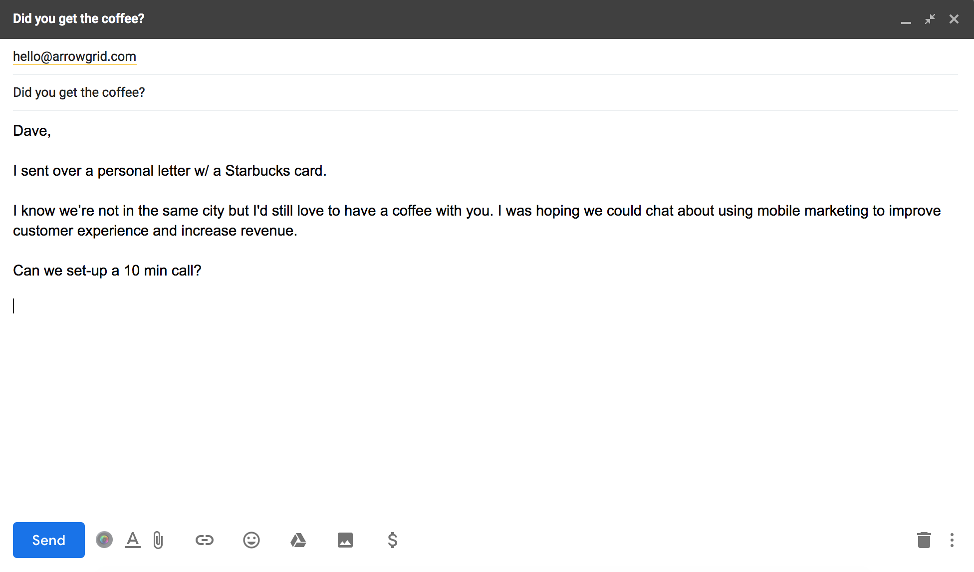 16 B2B Cold Email Templates That Sales Experts Swear By