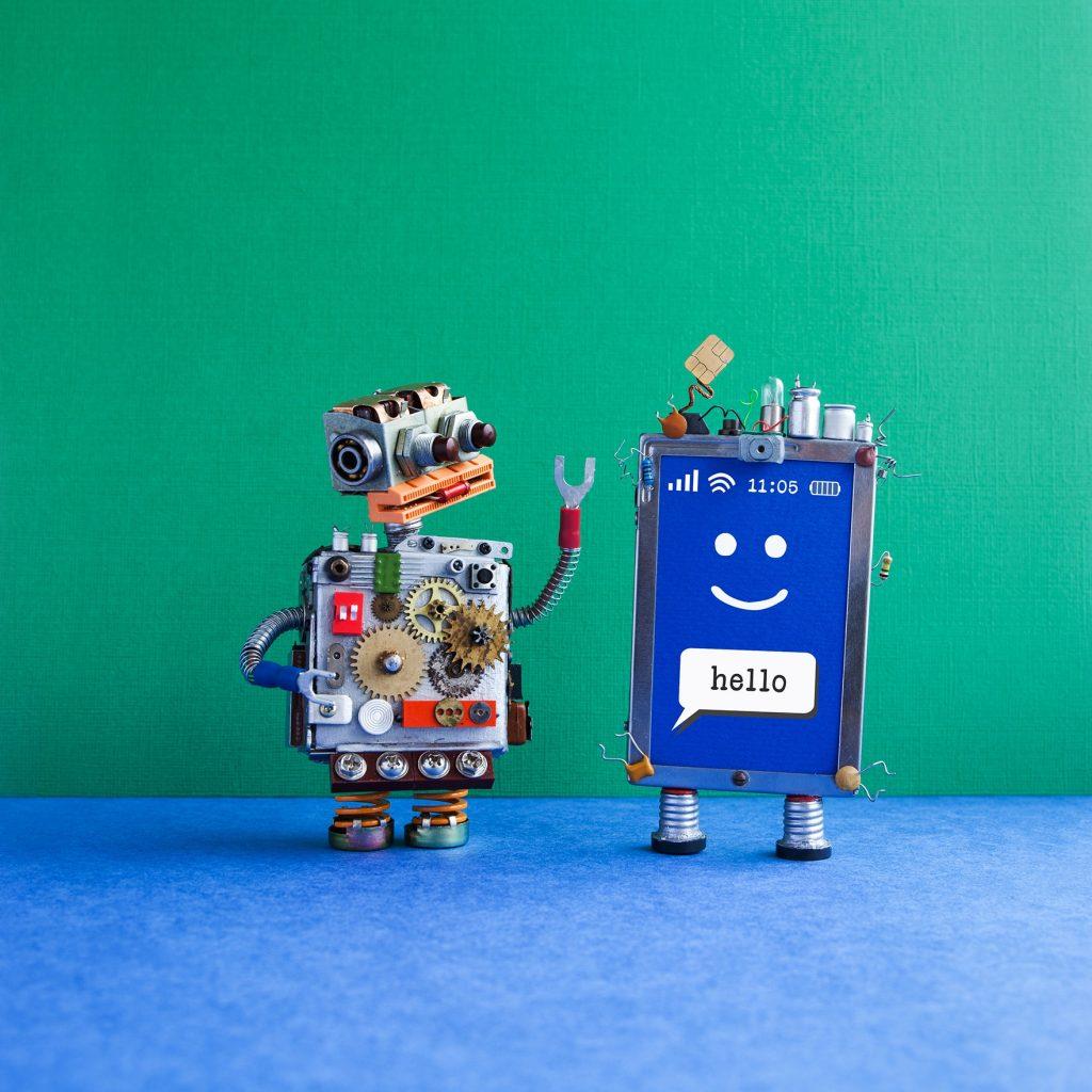 sales robots