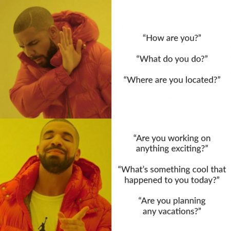drake questions