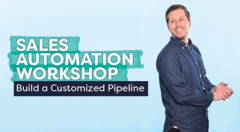 sales automation workshop