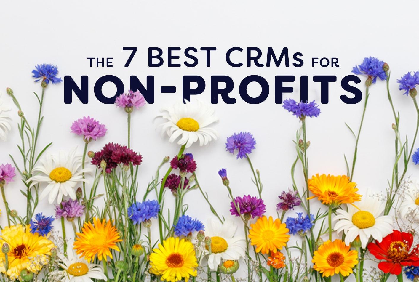 best crms for nonprofits non-profit crm