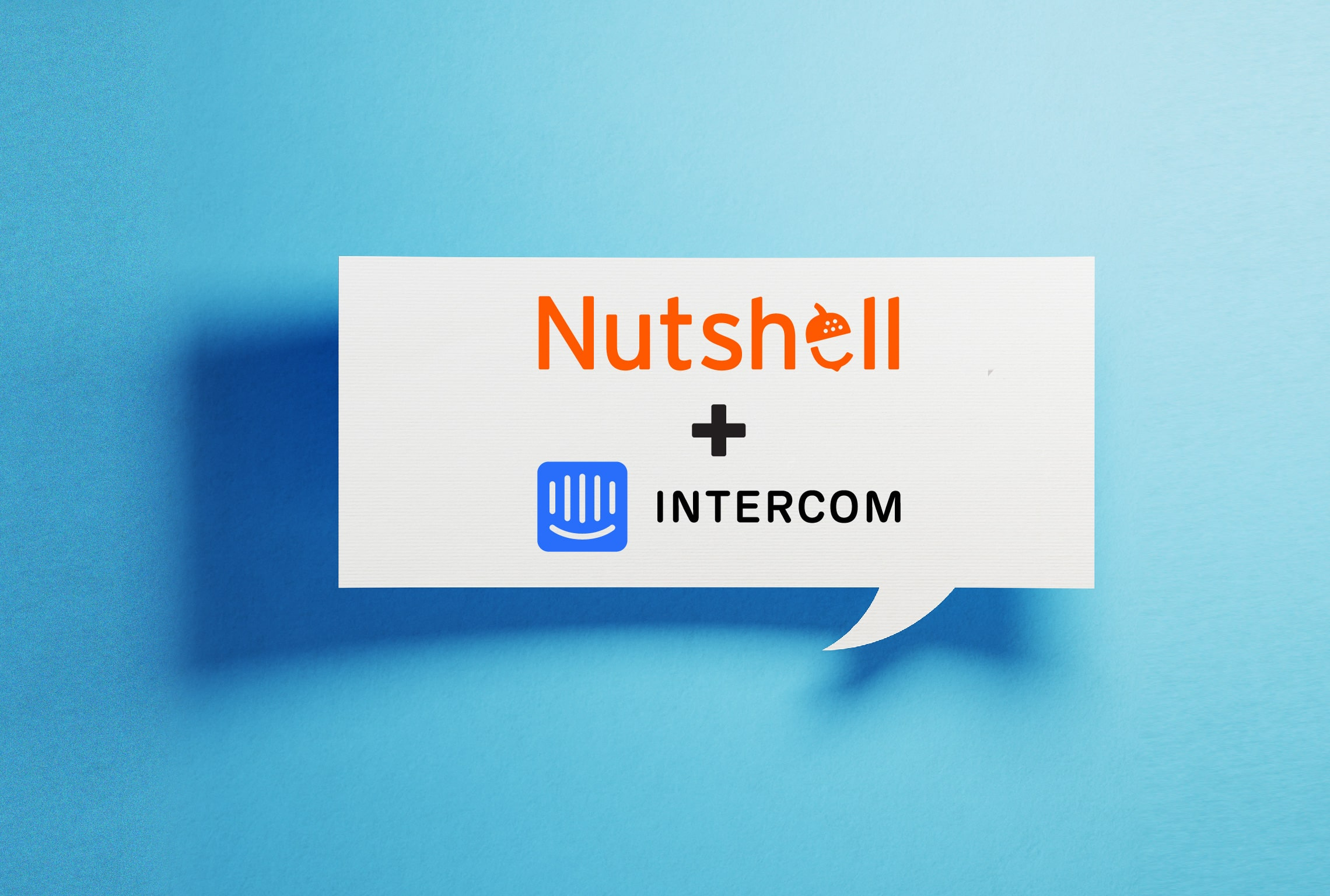 nutshell intercom integration crm web chat integration
