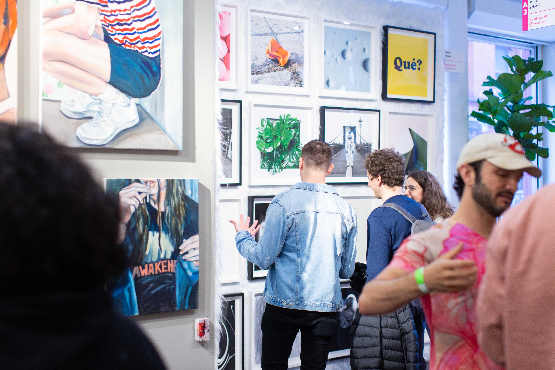superfine! art fair gallery