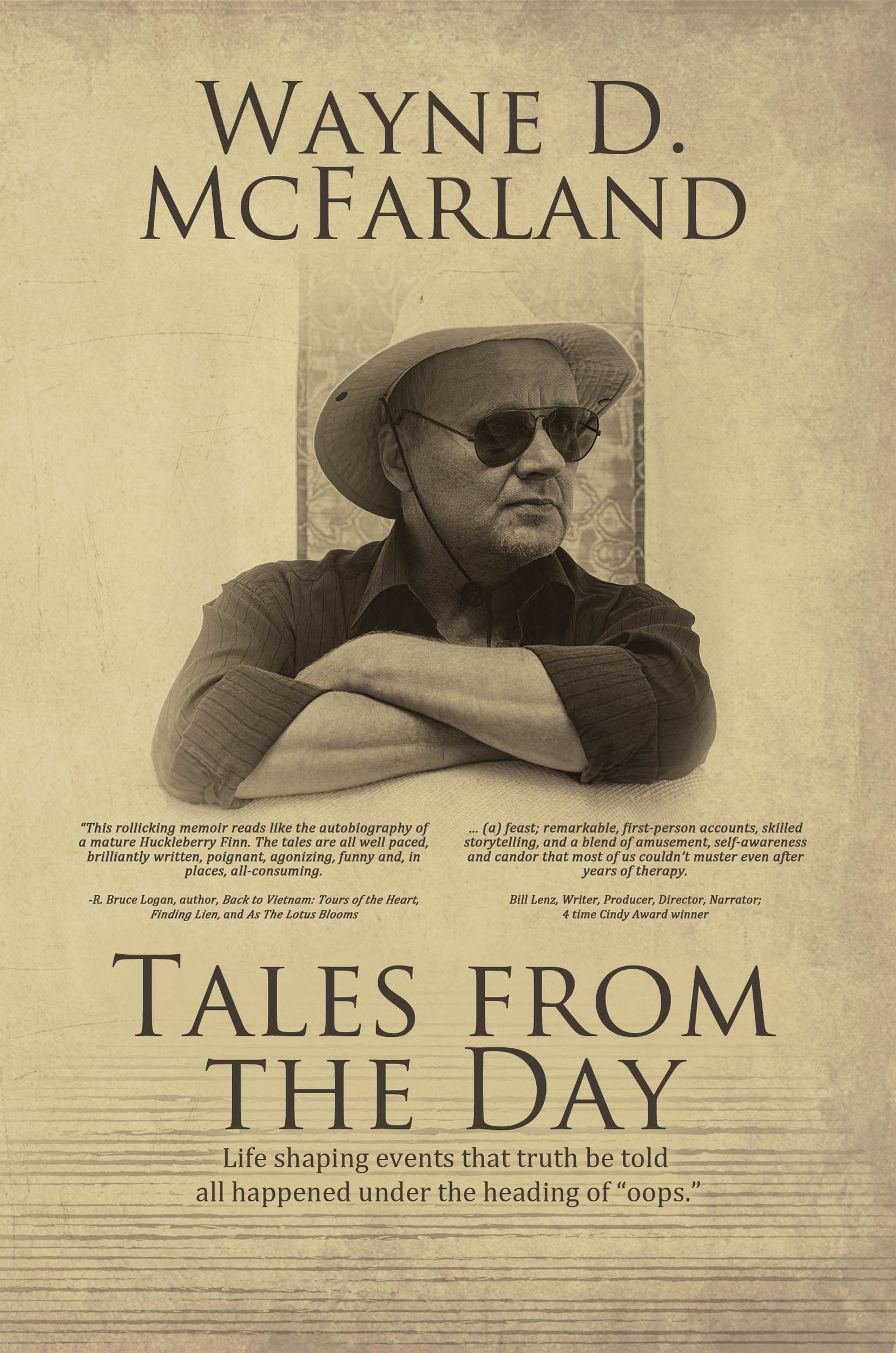 wayne d. mcfarland tales from the day