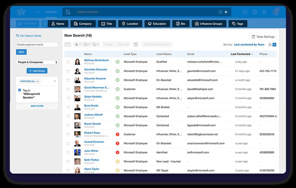 nimble top sales management crms best sales management systems