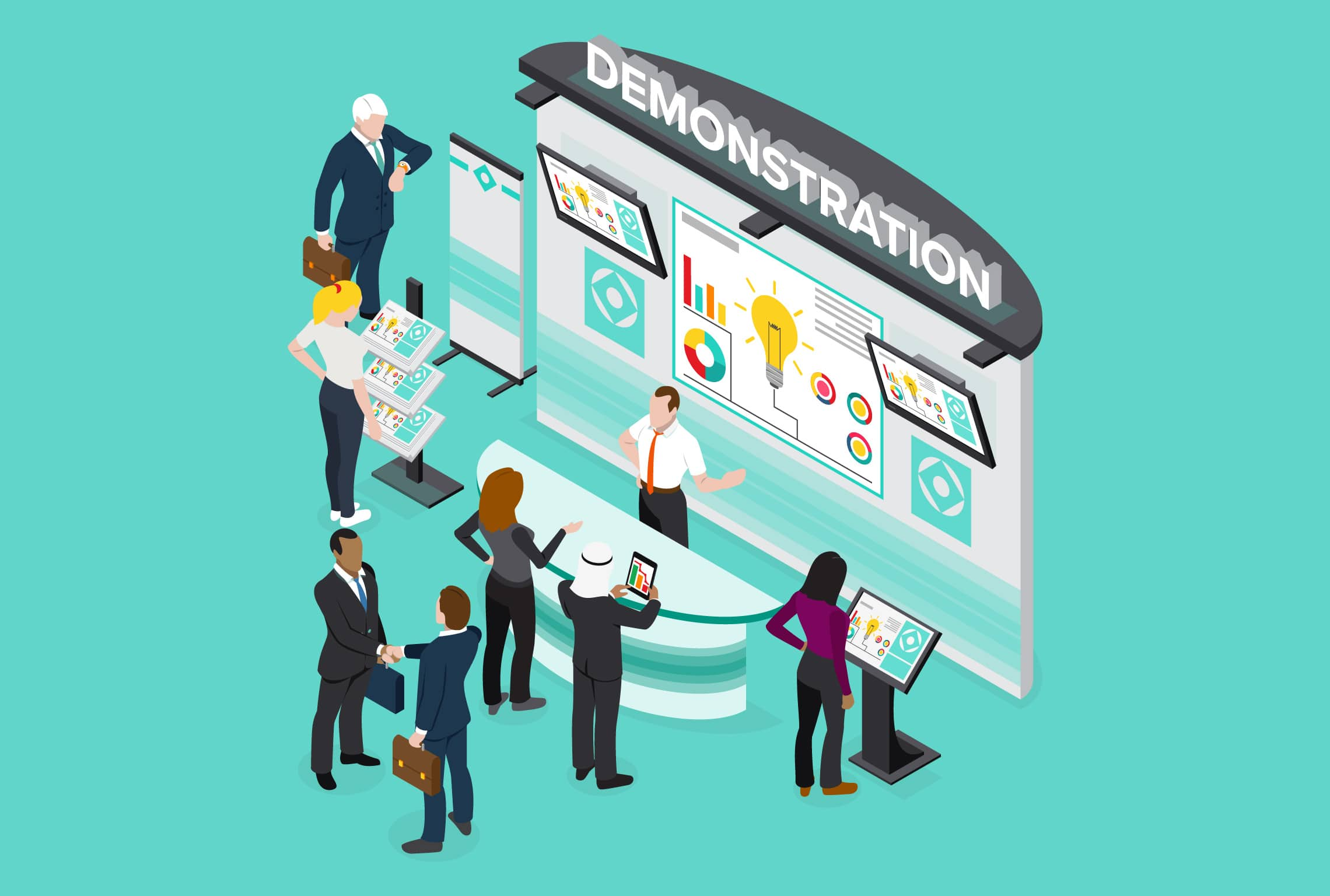 how to host a product demo how to run a sales demo